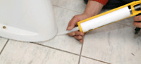 Residential and commercial caulking