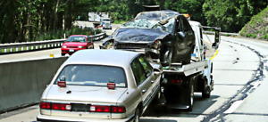 CASH $$$ FOR SCRAP JUNK CARS AND DAMAGED CARS Free TOWING