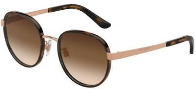 Dolce & Gabbana ETERNAL DG 2227J Havana/Brown Shaded (1298/13 C) Sunglasses