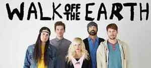 WALK OFF THE EARTH AL AGES CONCERT TUESDAY