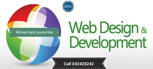 Website design and Google SEO services