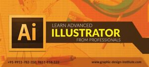 LEARN ADOBE ILLUSTRATOR FOR DESIGN AND MUCH MORE