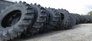 Brand New Tractor Tires in a Variety of Sizes