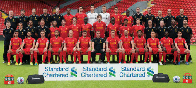 Your Guide to Buying Signed Liverpool Shirts