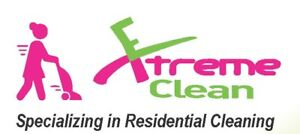 Residential Cleaning - Extreme Clean