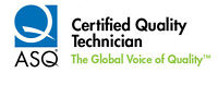 Skilled Production Worker & ASQ Certified Quality Technician