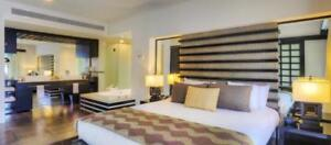 2 Bedroom Suite  ( King Bed ) - In the GORGEOUS AZUL BEACH RESORT The Fives - Playa del Carmen, Mexico