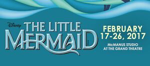 Wanted: 2 Tickets to Disney's The Little Mermaid Feb 24 LONDON