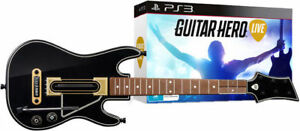 PS3 Guitar Hero Live *Sealed*