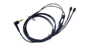 Shure-GENUINE-Replacement-Cable-for-SE215-SE315-SE425-SE535-Black-EAC64BK