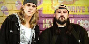Jay and Silent Bob Grow Old. 2 tickets!