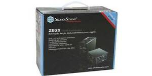 ZEUS SilverStone ST75ZF Power Supply Silverwater Auburn Area Preview