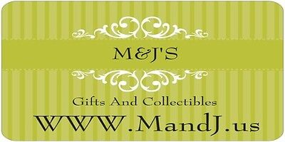 M&J Gifts And Collectables