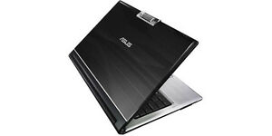"""Asus F8SV-B1 14.1"""" Laptop w/Charger - HDD not included"""