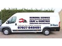 URGENT MAN & VAN HIRE REMOVAL SHIFTING, CLEARANCE, DELIVERY, MOVING
