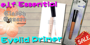 ★E.L.F. Essential EYELID PRIMER Eyelid Eye Eyeshadow Nude ELF Cosmetic Makeup★