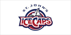 1 Ice Caps Ticket JAN 27 . . VS  . .  Toronto Marlies
