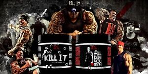 5% NUTRITION- Rich Piana Line of Supplements