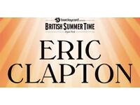 ERIC CLAPTON - SUNDAY 8TH JULY 2018 - BST HYDE PARK