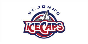 1 Ticket Ice Caps -VS- Albany Devils FEB 24 & 25