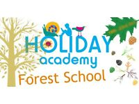 Forest school leaders