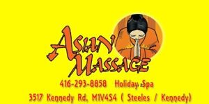 ♥ Holiday SPA ♥ THE BEST FULL BODY MASSAGE SPECIAL 416-293-8858