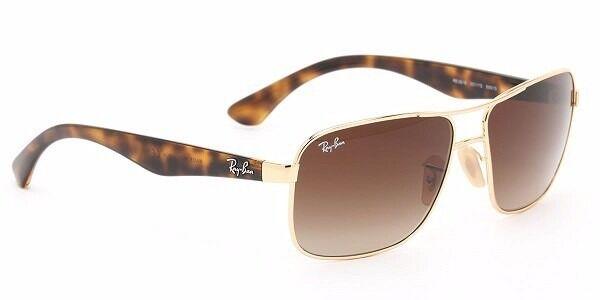 As New --- Ray-Ban RB3516 Wayfarer Sunglasses