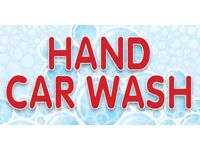 HAND CAR WASH STAFF WANTED
