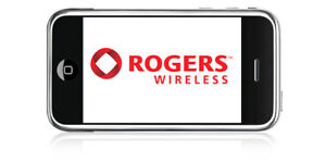 Rogers unlimited north american data plan!! 70+tax