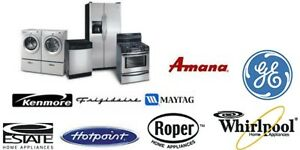 APPLIANCE REPAIRS SERVICE ANY WHERE  6476439686