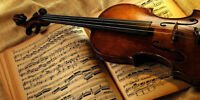 Violin Lessons (Arabic Middle Eastern Music)
