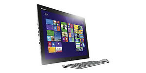 Lenovo Horizon II 27-Inch All-in-One Touchscreen--battery inside