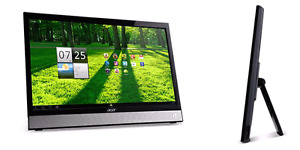"""Acer 21.5"""" Android monitor/tablet"""