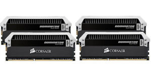 16GB Corsair Dominator Platinum memory.