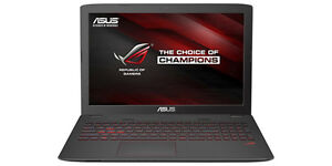 "Asus ROG GL752VW  Gaming laptop  17.3"" i7 16GB DDR4 1TB GTX960"