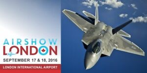 10$ !!! London Airshow tickets for Sunday !