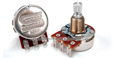 Pot Fender - NEW Seymour Duncan Bourns Smooth Taper POTENTIOMETER POT 250K for Fender Strat