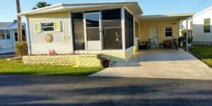 MOBILE HOME FOR RENT IN SUNNY FLORIDA!