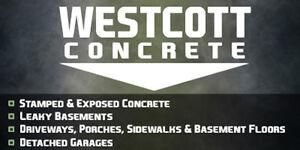 Westcott Concrete ****** FREE ESTIMATES ****** Windsor Region Ontario image 1