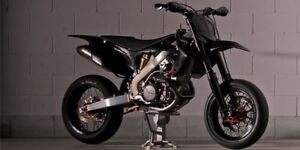 wanted: project or blown up dirt bike