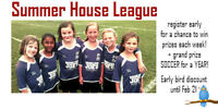 Youth Soccer House League