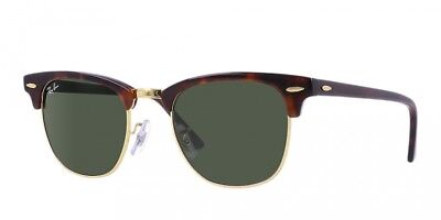 Ray-Ban RB3016 Classic Clubmaster Sunglasses 100% (Ray Ban Clubmaster New)