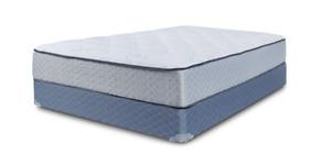 Brand new luxury firm pocket coil mattress & box on sale $398!!