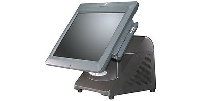 Ncr Realpos Touchscreen Pos Terminal 70xrt Model 7403 W 15 Display Windows