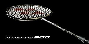 Brand New Yonex Nanoray 900 Racket