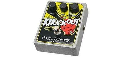ELECTRO-HARMONIX Knockout - Attack Equalizer Reissue(equalizer)