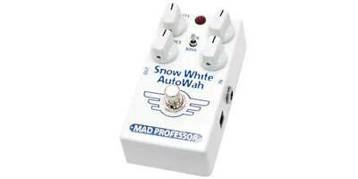 MAD PROFESSOR Snow White Auto Wah For Guitar and Bass(Wah Pedal/Auto wah)