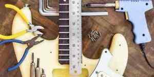 Guitar and Bass Repair - Professional and Quick Repair