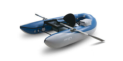 Outcast Fish Cat Scout Pontoon Boat - No Tax, Free Shipping and $50 Gift Card!