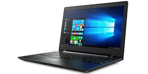 New Lenovo Ideapd 110 15.6in TN HD Touch A4-7210 DDR4 4GB 500GB